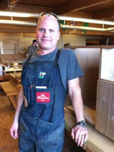 my husband, rachel renovation